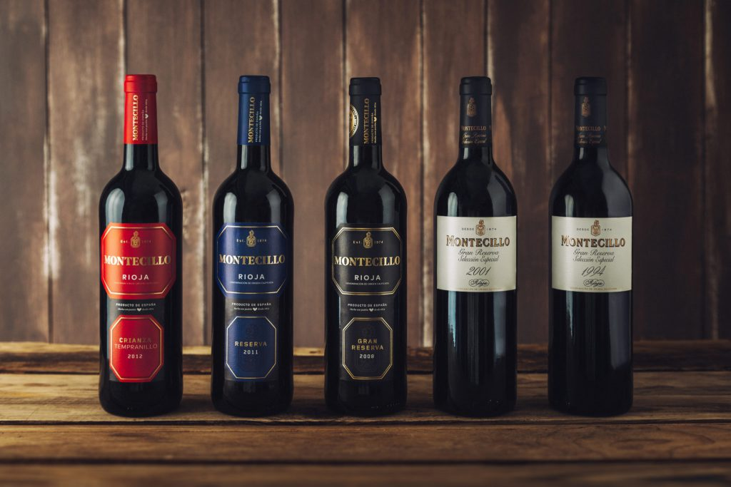 What is the vintage of a wine and what can it tell us?